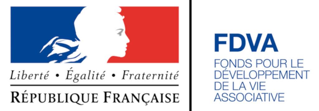 Logo du Fond de soutien à la vie associative